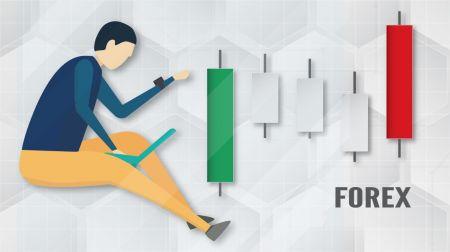 O que são padrões de velas de negociação Forex e como negociar Forex com base neles com a OctaFX