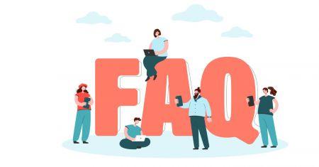 Pergunta frequente (FAQ) da área pessoal, contas, verificação na OctaFX