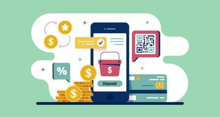 Como se inscrever e depositar dinheiro na OctaFX
