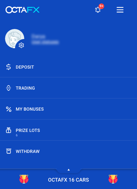 How to Withdraw and Make a Deposit Money in OctaFX