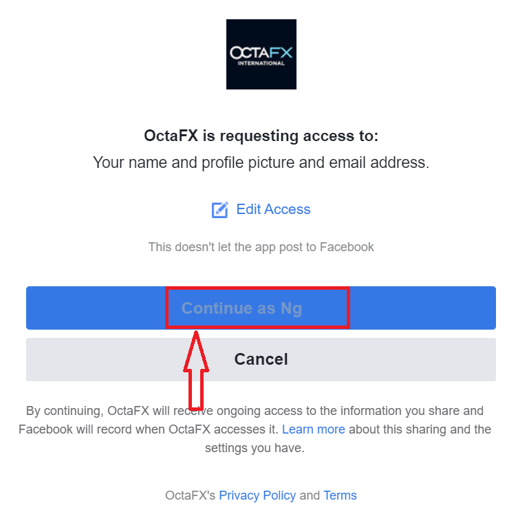 How to Register and Verify Account in OctaFX